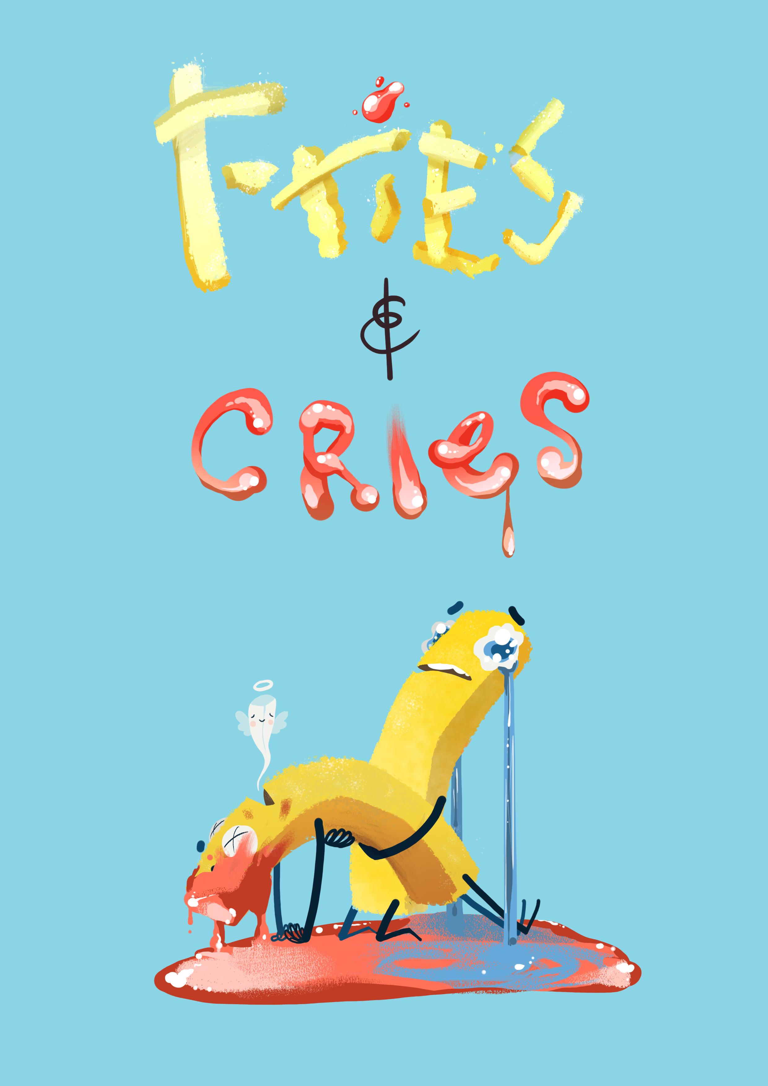 Channel Logo & Avatar Fries & Cries