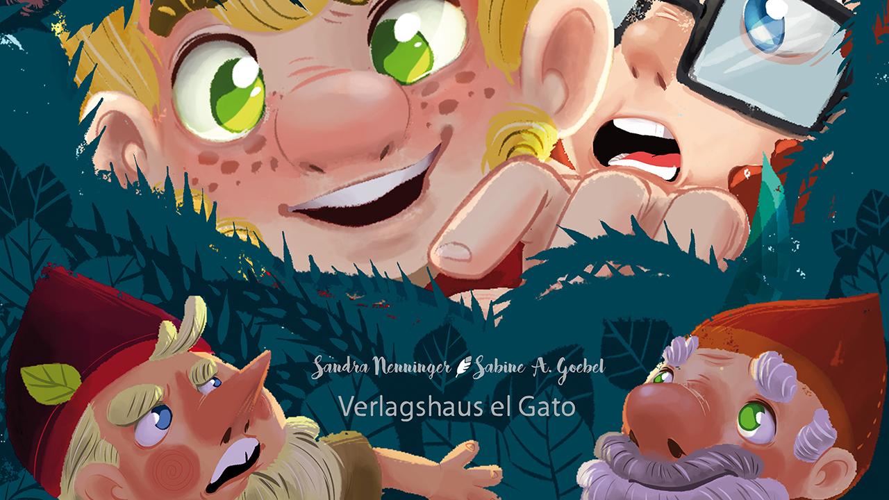 "Children's Book ""Jako & Pepe"""